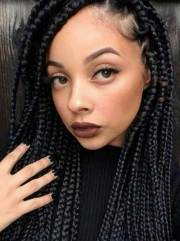 braids hairstyles black