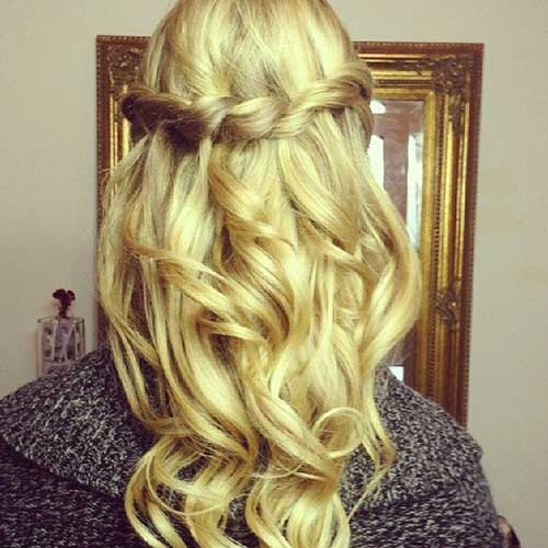 20 Down Hairstyles for Prom  Hairstyles and Haircuts  LovelyHairstylesCOM