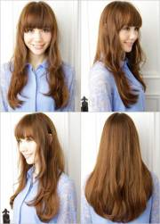 asian with long hair hairstyles