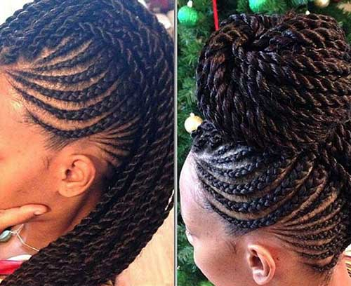 20 Braids Hairstyles For Black Women Hairstyles & Haircuts 2016