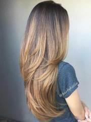 popular hair colors long