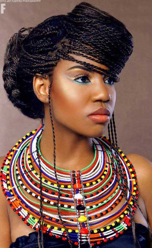 25 Hairstyles for African Women  Hairstyles  Haircuts 2016  2017