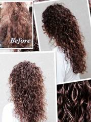 curly layered haircuts hairstyles