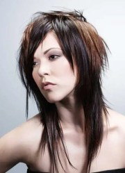 funky long haircuts hairstyles