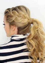 braided side hairstyles