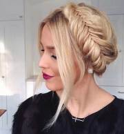 french hairstyles long