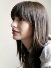 long layered straight hairstyles