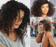 haircuts thick curly