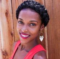 25+ Afro Hairstyles with Braids | Hairstyles & Haircuts ...