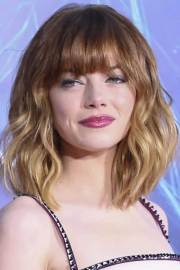 hairstyles with bangs 2015