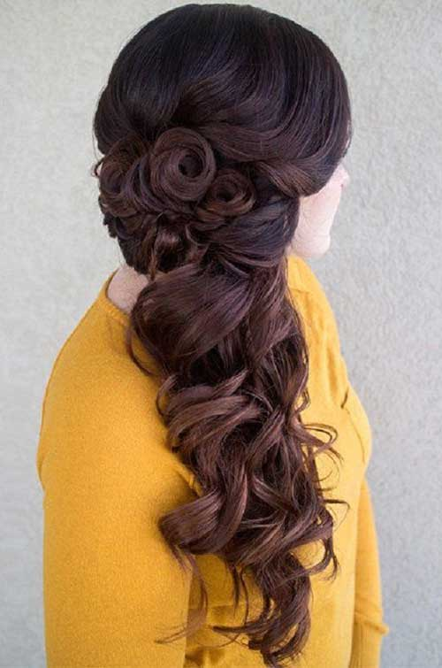30 Cute Long Curly Hairstyles Hairstyles And Haircuts