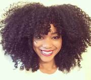 afro weave hair hairstyles