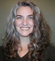 gray curly hair hairstyles