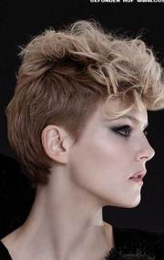 punk hairstyles curly hair