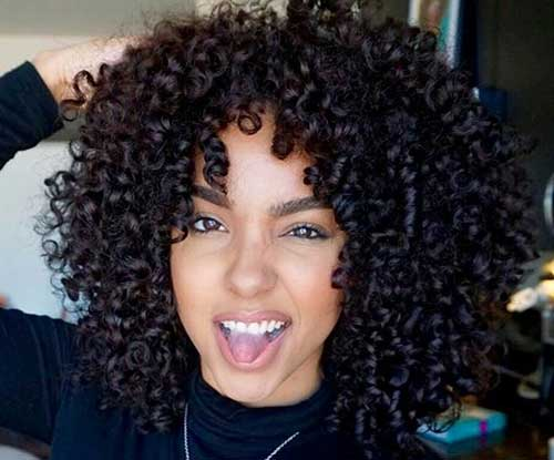 20 Afro Weave Hair Hairstyles & Haircuts 2016 2017