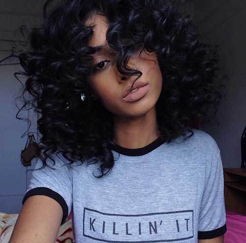 30 Black Women Curly Hairstyles Hairstyles & Haircuts 2016 2017