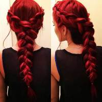 20+ Hair Red Color | Hairstyles & Haircuts 2016 - 2017