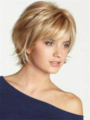 good short blonde hair hairstyles