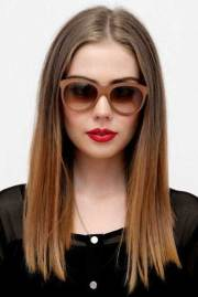 medium long length hairstyles