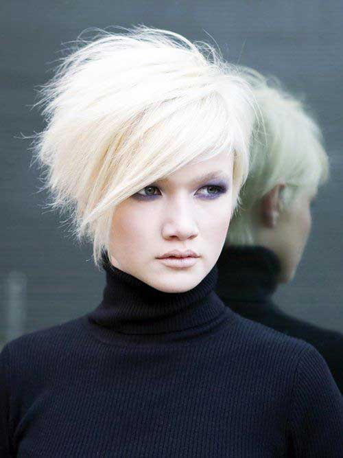 40 Good Short Blonde Hair  Hairstyles and Haircuts  LovelyHairstylesCOM