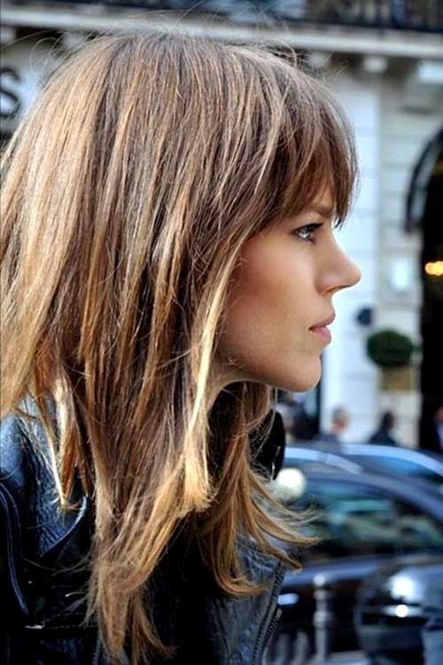 20 Best Hairstyles For Long Face Hairstyles & Haircuts 2016 2017