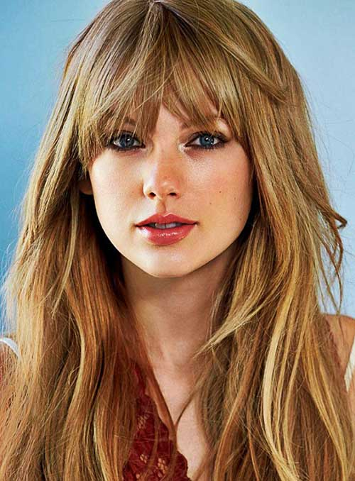 25 Hairstyles with Bangs 2015 2016  Hairstyles