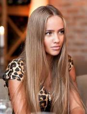 long dark blonde hair hairstyles