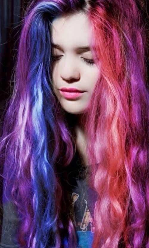 Punk Hairstyles Long Hair