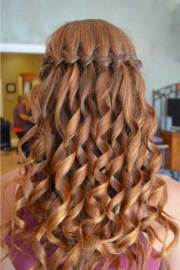 beautiful hairstyles party