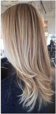 haircuts long blonde hair