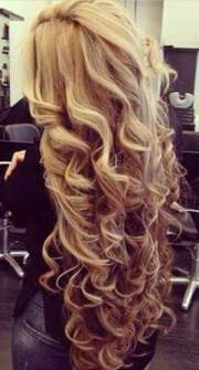 hairstyles wavy curly hair