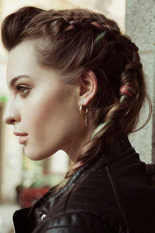 20 Punk Rock Hairstyles For Long Hair Hairstyles & Haircuts