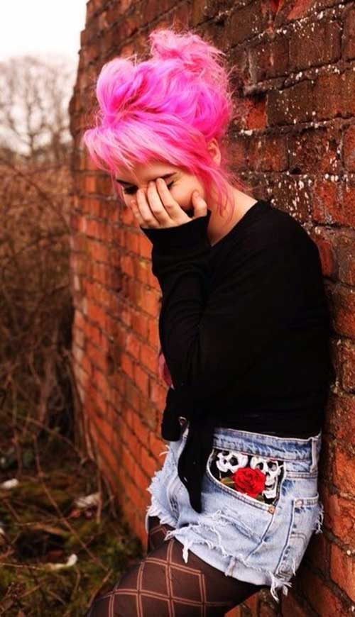 20 Punk Rock Hairstyles for Long Hair  Hairstyles and Haircuts  LovelyHairstylesCOM