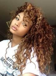 super long layered curly haircuts