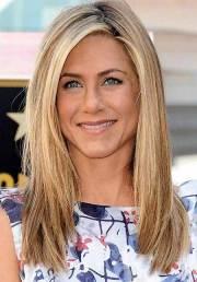 inspiring blonde mid-length