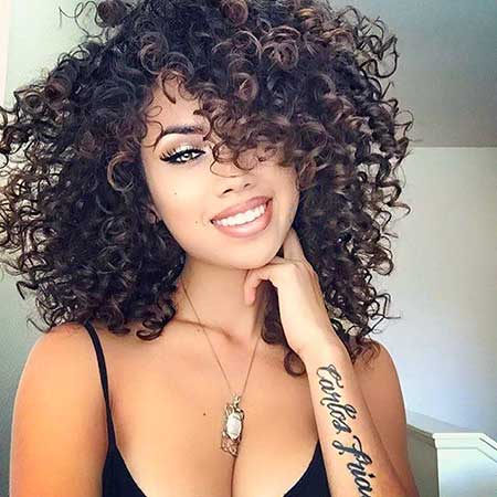 Curly Hairstyles for Medium Hair  Hairstyles and Haircuts