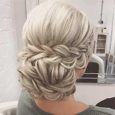30 New Braided Updo Hairstyles Hairstyles Amp Haircuts