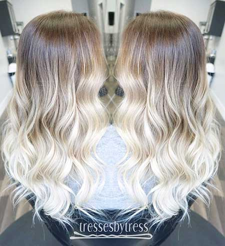 blonde hair color ideas for every length hairstyles haircuts 2016 2017
