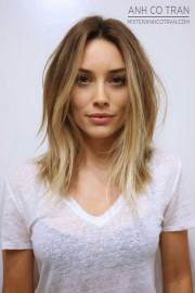 shoulder length hairstyles 2016