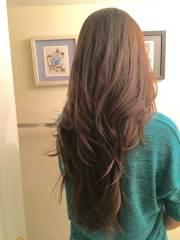 layered shape haircuts