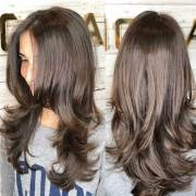 layered haircuts women