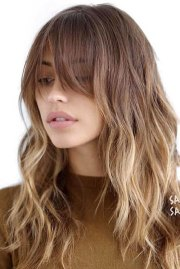 latest 20 hairstyles with bangs