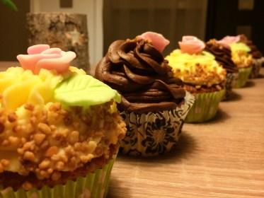 Schokoladencupcakes 3