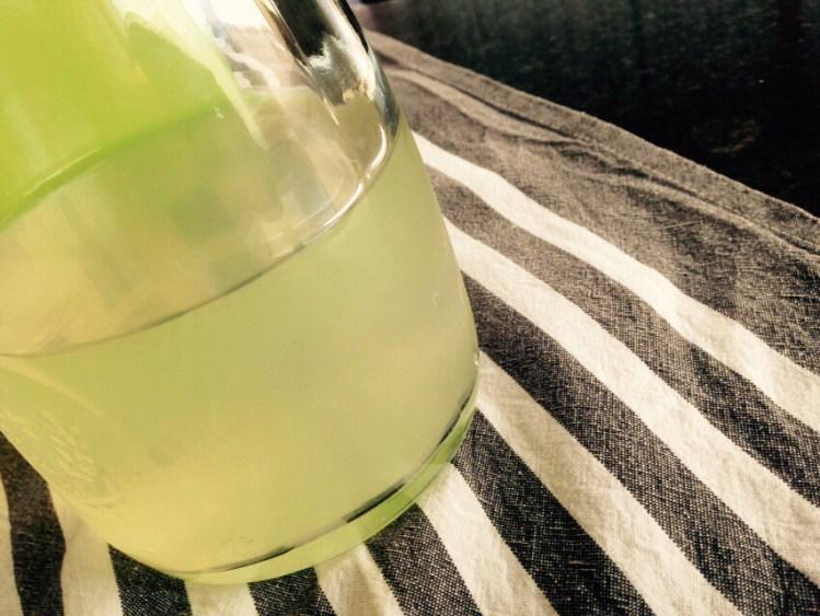 Sommer, Sonne, Sonnenschein – Pfefferminz Drink