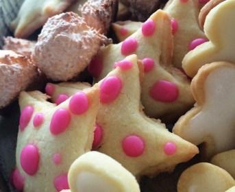 Gefüllte Kekse Querformat