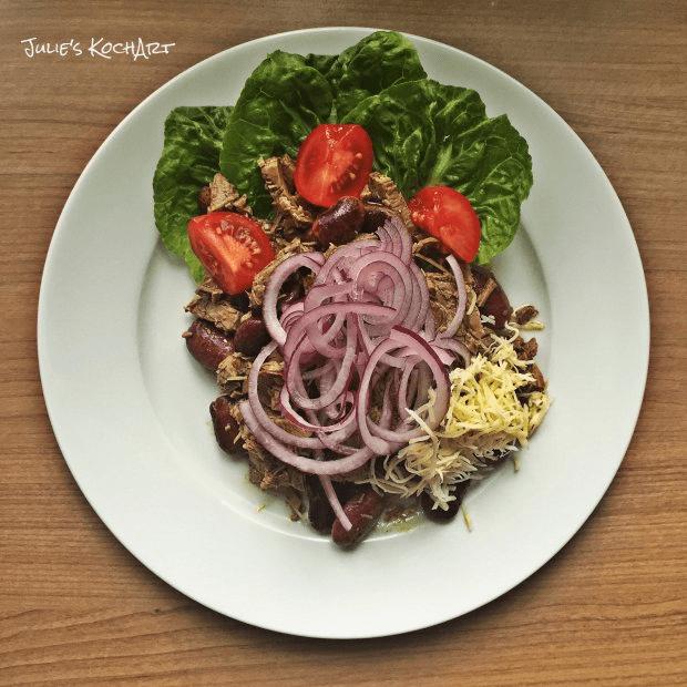 Käferbohnensalat