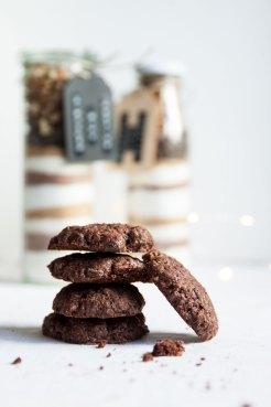 gebackene Kekse