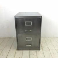 Antique Metal Filing Cabinet | Antique Furniture