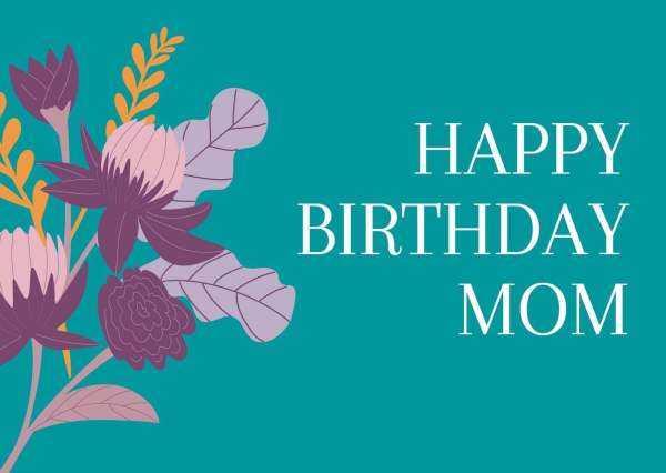 Birthday Wishes for Mother Image