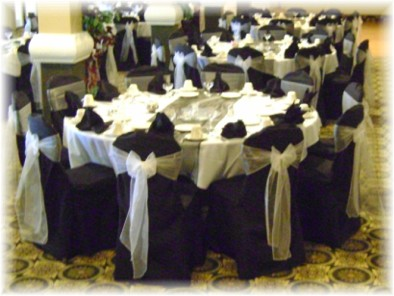 gold chair covers with black sash home depot cushions cover pictures white sashes club coronado